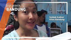 Seblak Kuliner Khas Bandung, Bandung