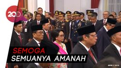 Doa dan Harapan Netizen untuk Para Menteri Baru