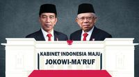 Perkenalkan, Wajah Menteri Kabinet Indonesia Maju