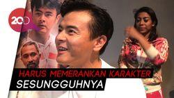 Tantangan Dion Wiyoko Main di Film Susi Susanti: Love All