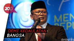 Tiru Susi, Edhy Prabowo Mau Tenggelamkan Kapal Maling Ikan