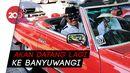 Klub Mobil Sedan Mewah Kepincut Destinasi Wisata Banyuwangi