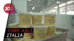 Perbedaan Gelato dengan Ice Cream Menurut Chef Matteo