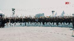 Semarak Festival Sebangsa di Makassar, dari Beat Box Sampai Zumba!