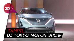 Mobil-mobil Masa Depan Ala Nissan