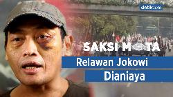 Saksi Mata: Relawan Jokowi Dianiaya