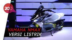 Gaya Skutik Bongsor Yamaha Tanpa Asap