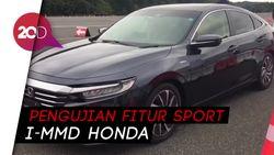 Canggih! Sistem Hybrid Honda Bikin Mobil Makin Irit