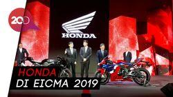 Honda Goda Pasar Eropa dengan Wajah Anyar Rebel Hingga CBR1000RR