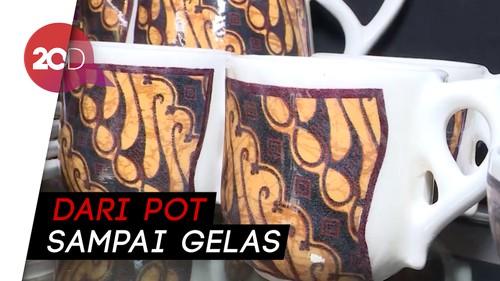 Cara Kece Manfaatkan Limbah Kain Batik