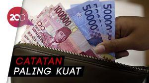 Top! Rupiah Gencet Dolar AS ke Rp 13.978