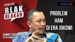 Tonton Blak-blakan Ketua Komnas HAM: Problem HAM di Era Jokowi