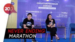 Jadi Entrepreneur di Usia Muda, Putri Tanjung: Nggak Bisa Instan