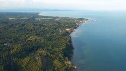 Cantiknya Pantai Batu Lamampu di Kalimantan Utara