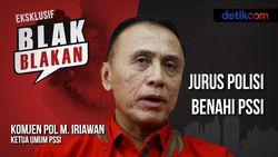 Tonton Blak-blakan Iwan Bule: Jurus Polisi Benahi PSSI