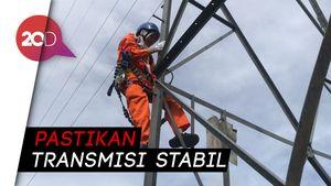 Aksi Para Srikandi PLN Menjaga Pasokan Listrik di Aceh