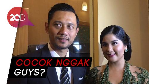 Brewok Agus Yudhoyono yang Bikin Gagal Fokus