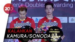 Lagi, Kevin/Marcus Juara Fuzhou China Open 4 Kali Berturut-turut
