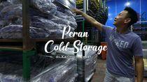 Peran Cold Storage di Karimun Besar