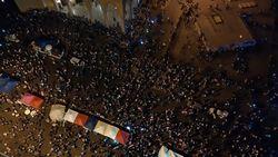 Aksi Protes Anti-pemerintah di Libanon Tak Kunjung Reda
