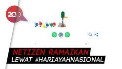 Gemasnya Google Doodle Rayakan Hari Ayah Nasional