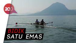 Intip Persiapan Rowing Jelang SEA Games 2019 di Filipina