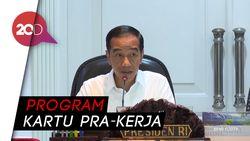 Jokowi Ingin Pengangguran Dilatih Jadi Barista Sampai Animator