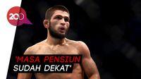 Khabib Nurmagomedov Segera Pensiun dari UFC