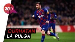 Messi: Barcelona Spektakuler, Sekalipun Tanpa Neymar