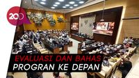 Gelar Rapat Kerja, Menteri PUPR dan Komisi V DPR Bahas Infrastruktur 2020