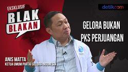 Tonton Blak-blakan Anis Matta: Gelora Bukan PKS Perjuangan