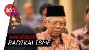 Bom di Medan, Maruf Amin: Kita Harus Lebih Waspada