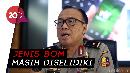 Polisi Temukan Banyak Paku dalam Material Bom Bunuh Diri di Medan