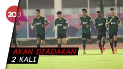 Timnas U-23 Uji Coba Lawan Iran Jelang SEA Games 2019