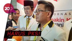 PKS Tak Ingin Melunak Incar Kursi Wagub DKI
