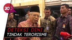 Imbauan Maruf Waspadai Ancaman Terorisme: Kecurigaan Itu Perlu
