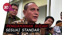 Gubernur Sumut Tegaskan Polisi Tak Kecolongan Soal Bom Medan