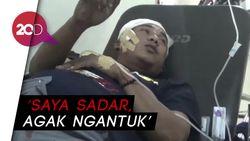 Pengakuan Sopir Bus Sinar Jaya yang Kecelakaan di Tol Cipali