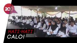 Tiga hari Dibuka, Pendaftar CPNS di Jatim Tembus 2.000 Orang