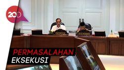 Bahas RPJMN, Jokowi Wanti-wanti Menteri Jangan Miskin Implementasi