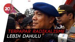 Diduga Rancang Aksi Teror di Bali, Istri Pelaku Bom Medan Diamankan