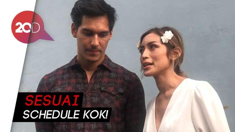 Jessica Iskandar Tegaskan Pernikahannya dengan Richard Tak Diundur