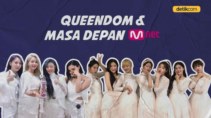 K-Talk Ep 13: Kejayaan Queendom dan Masa Depan Mnet