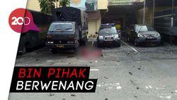 Komisi I DPR Pertanyakan BIN Terkait Tragedi Bom di Medan