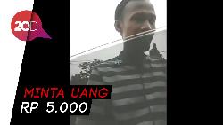 Viral Video Pemalakan ke Penumpang Taksi Online di Palembang
