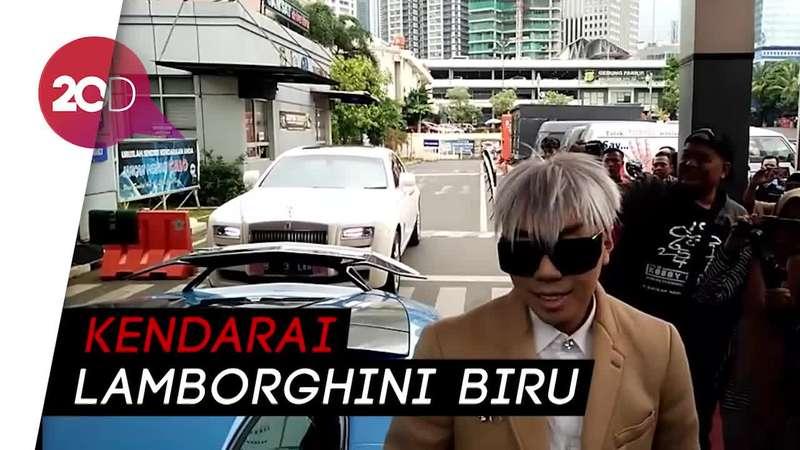 Sambangi Polda, Roy Kiyoshi Laporkan Akun YouTube Hikmah Kehidupan