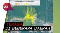 Ini Daerah yang Ikut Rasakan Guncangan Gempa Malut-Sulut M 7,1