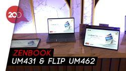 Asus Luncurkan 2 Laptop Kelas Premium Mulai Rp 9 Jutaan