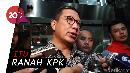 Enam Jam Lebih di KPK, Lukman Hakim Ogah Komentari Materi Pemeriksaan