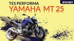Perubahan Sisi Desain dan Fitur Yamaha MT 25